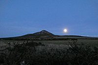 Full Moon, Great Sugar Loaf photo