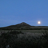 Full Moon, Great Sugar Loaf