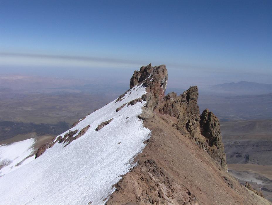Cumbre del Pichu Pichu