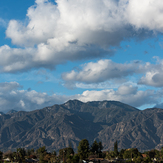 Mt. Wilson from the distance, Mount Wilson (California)