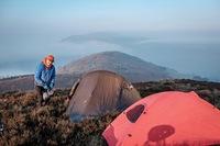 Wildcamping, Craig yr Allt photo