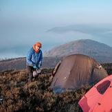 Wildcamping, Craig yr Allt