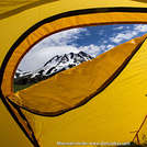Mount Hasan From The Tent