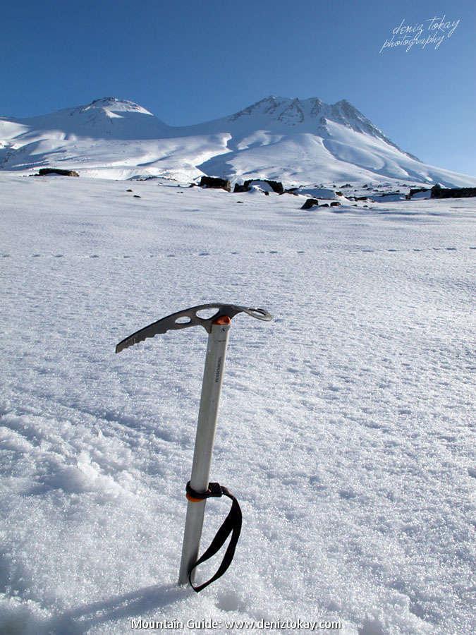Mount Hasan Winter Climbing, Hasandag or Hasan Dagi