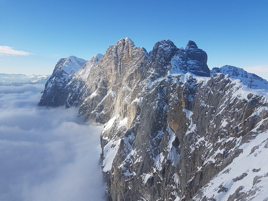 Hoher Dachstein weather