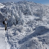 Winter is coming, Mount Monadnock