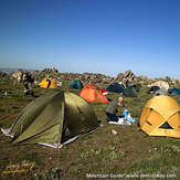 Mount Hasan Turkey, Hasandag or Hasan Dagi
