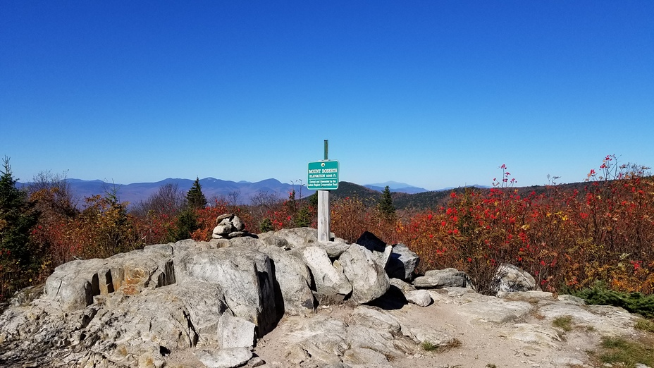 Mount Roberts (New Hampshire) weather