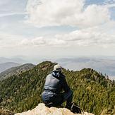 Mount Le Conte, Mount Le Conte (California)
