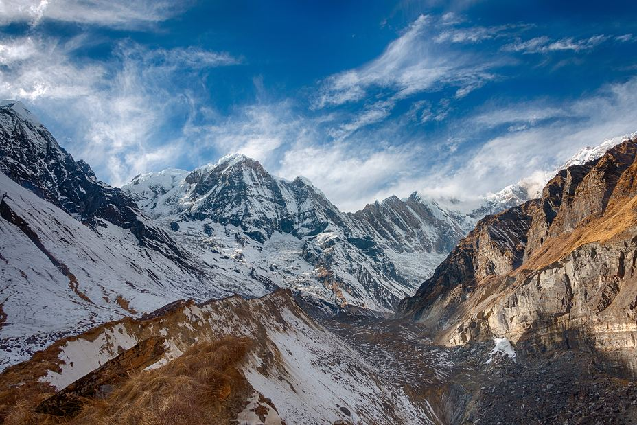 Annapurna Sanctuary weather
