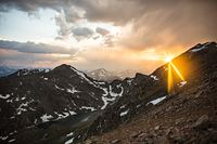 Mount Evans photo