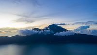 Mount Batur photo