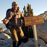 June 2018, Mount San Jacinto Peak