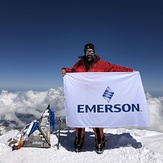 Summit of Elbrus, Mount Elbrus