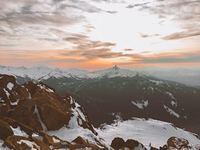 Blackcomb Peak photo