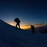 Elbrus climb, Mount Elbrus