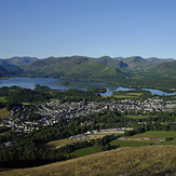 Keswick, Derwentwater and Beyond, Latrigg