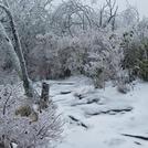 an Icy Peak