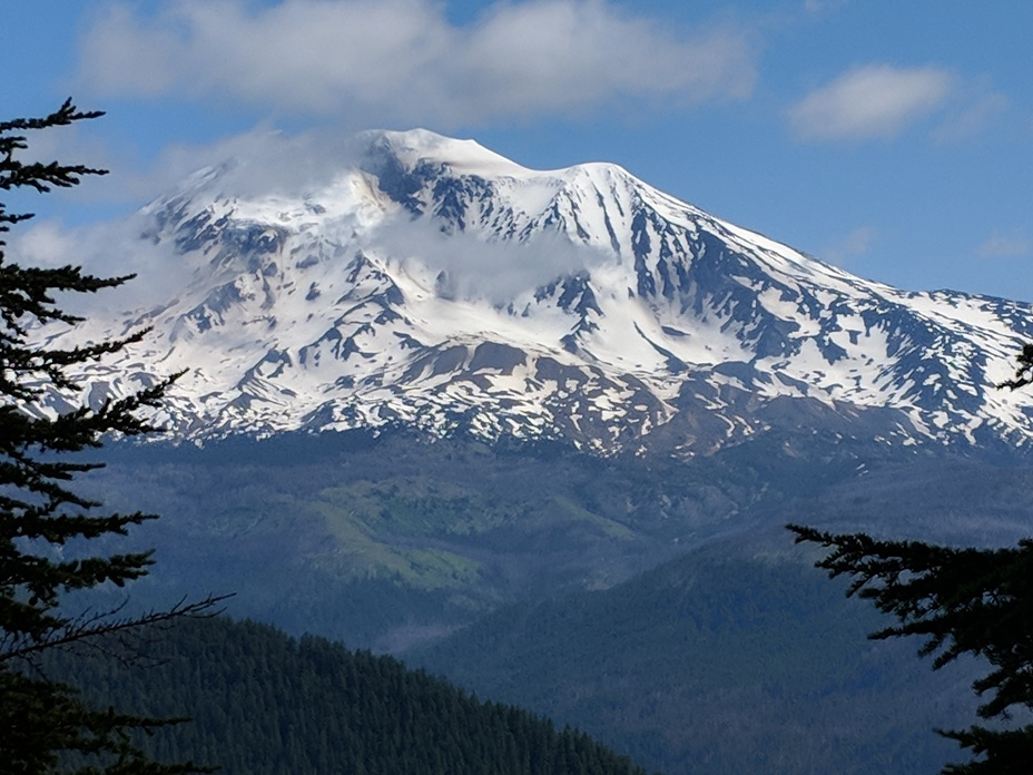 Glorious Mt. Adams, Mount Adams