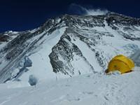 Everest arête NE, Mount Everest photo