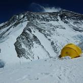 Everest arête NE, Mount Everest