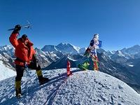 Mera Peak Summit photo