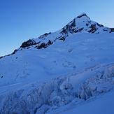 Mount Aspiring At Sunrise