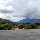 Mount Aspiring As Viewed From Far Away
