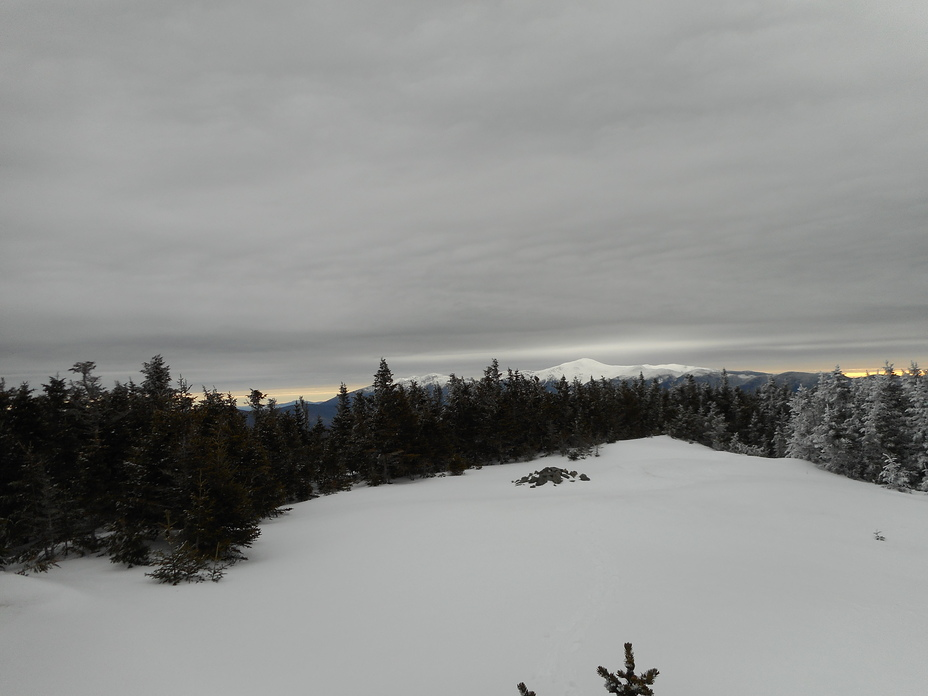 Mount Hale (New Hampshire) weather