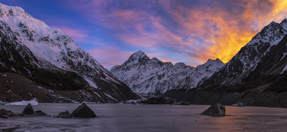 Aoraki/Mount Cook weather