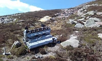 1949 Crash Site, Lochnagar photo