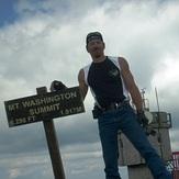 été 2010, Mount Washington (New Hampshire)