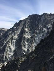 N. Face Dragontail, Dragontail Peak photo
