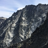 N. Face Dragontail, Dragontail Peak