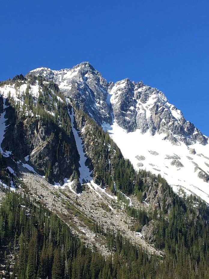 Mt. Stuart, Mount Stuart