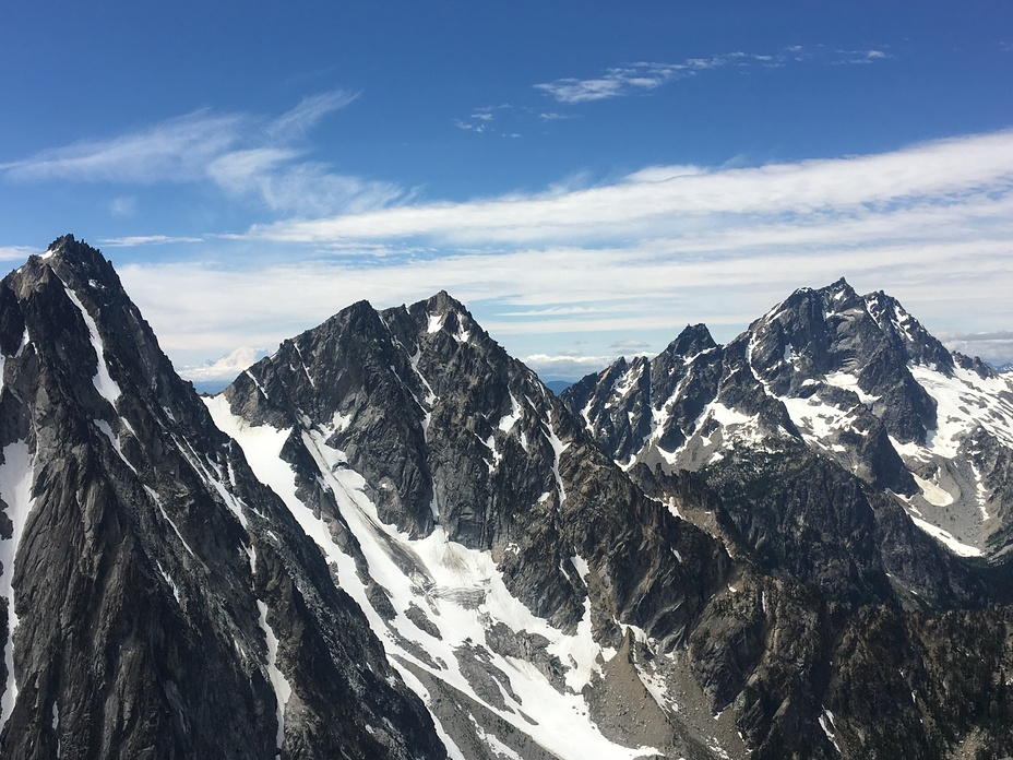 Colchuck Peak weather