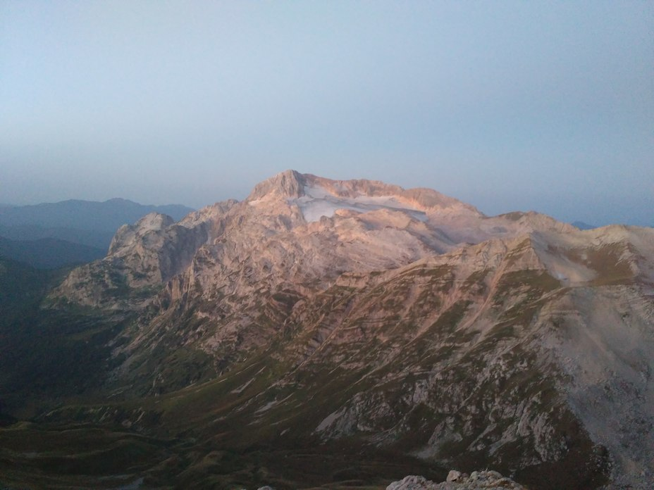 гора фишт, Mount Fisht