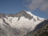 Aletschhorn photo