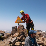 Heram 2 Summit, هرم