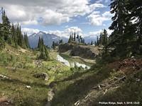 Mount Myra from Phillips Ridge photo
