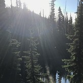 Arnica Lake, Phillips Ridge Trail