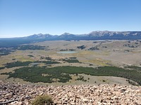 Bunsen Peak photo