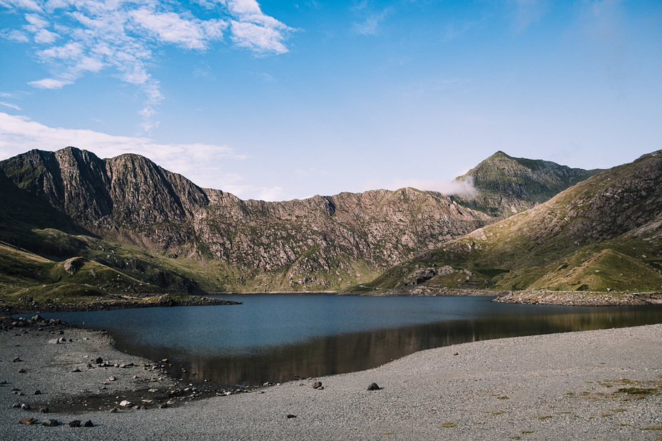 Snowdon from the Miner's Track