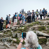 The Ugly Summit, Snowdon