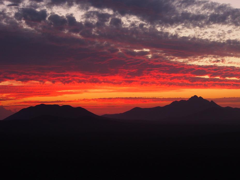 Bluff Sunset, Bluff Knoll