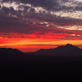 Bluff Sunset, Bluff Knoll