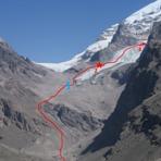 view of the valley, Karl Marx Peak