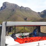 Camp Out, Bluff Knoll