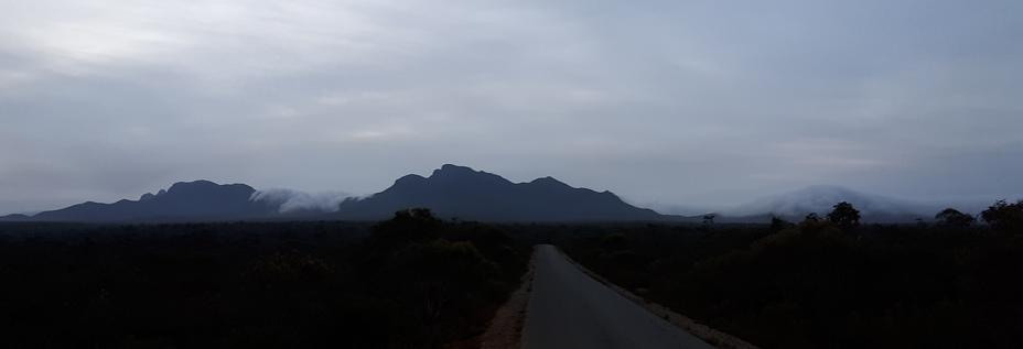 Open Road, Bluff Knoll