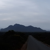 Open Road, Bluff Knoll